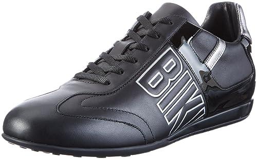 Bikkembergs R-Evolution 186, Zapatillas de Estar por casa para Hombre, Turquesa, 46 EU: Amazon.es: Zapatos y complementos