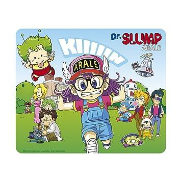 Dr Slump - alfombrilla de ratón - Arale y sus amigos: Amazon.es: Informática