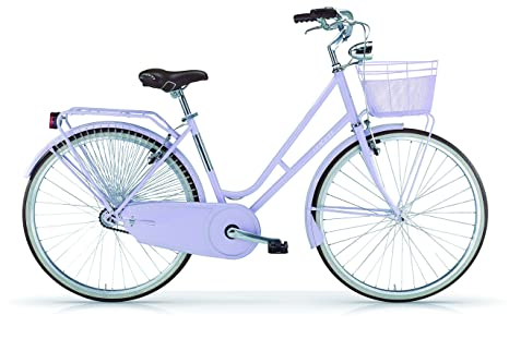 Mbm Moonlight Bicicletta Tipo Olanda Donna Senza Cambio Light Lavanda 26