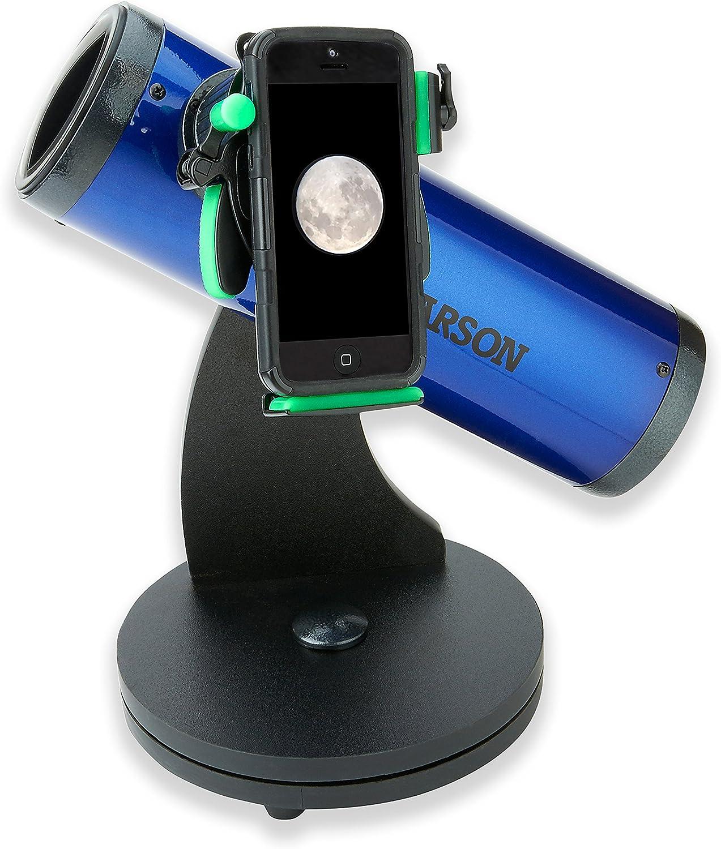 Carson SkySeeker 15x-37,5 x Newtonian Reflector Beginner ...