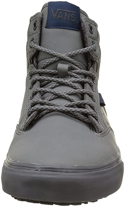 b8e585cbfb Vans Winston Hi MTE, Herren High-Top Sneaker, Grau ((MTE) Gray/Dress  Blues), 41 EU (7.5 UK): Amazon.de: Schuhe & Handtaschen