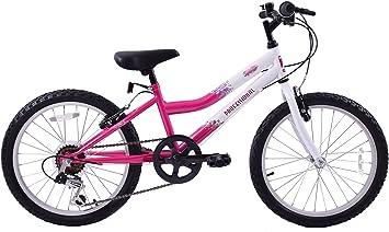 Bicicleta de montaña Sparkle con ruedas de 20 pulgadas para niña ...