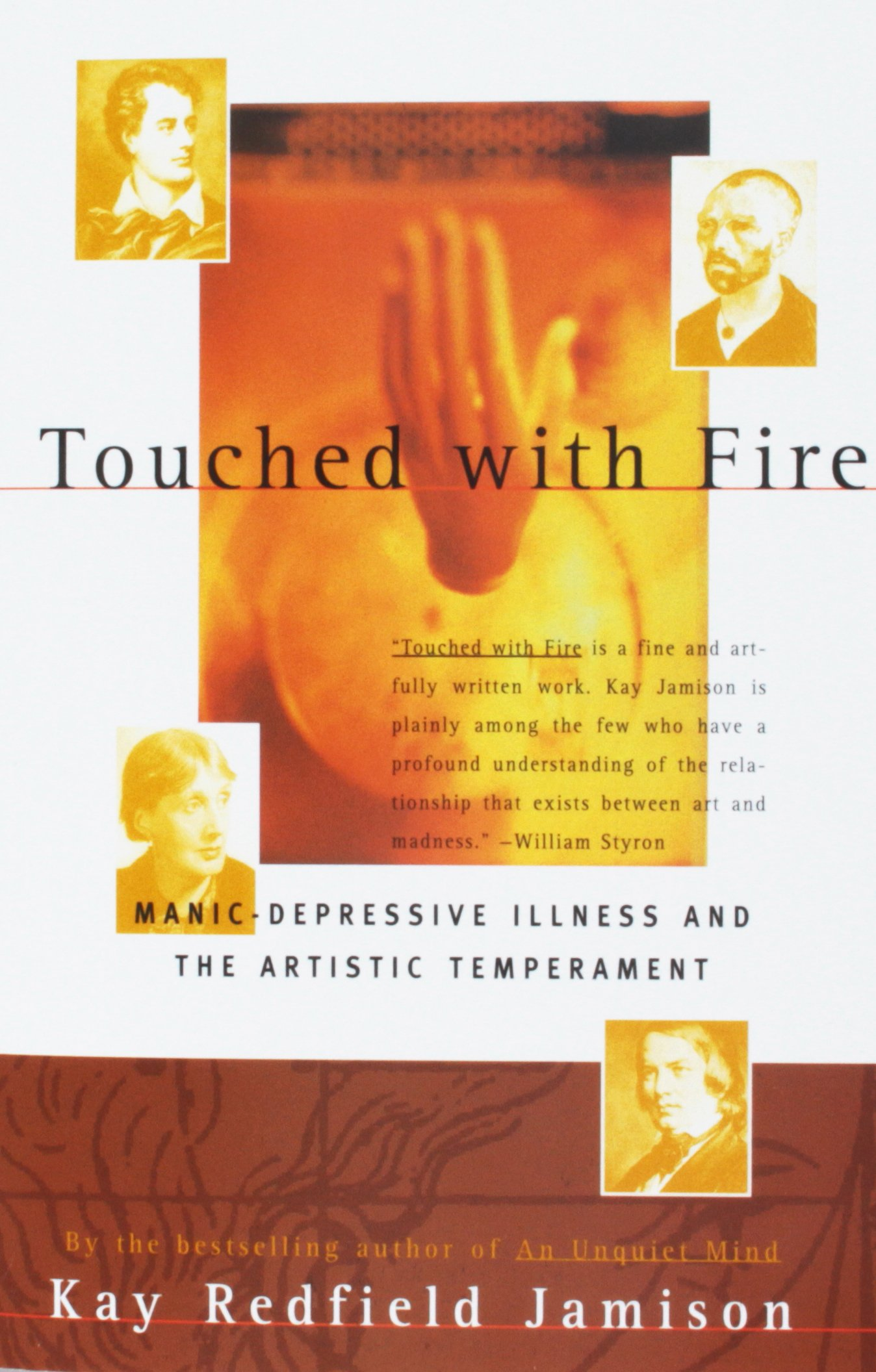 Touched With Fire: Kay Redfield Jamison: 9780684831831: Books - Amazon.ca