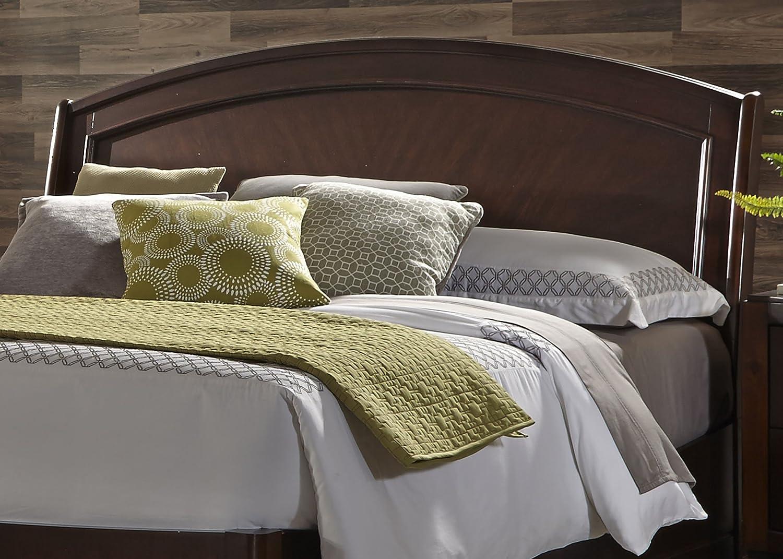 Amazon.com: Liberty Furniture 505-BR24H Avalon Platform Headboard ...