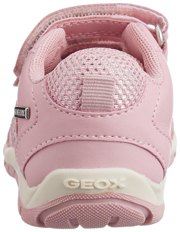Geox B SHAAX A Baby M/ädchen Lauflernschuhe