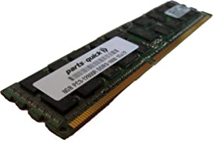 8GB DDR3 Memory Upgrade for HP Compaq Workstation Z620 Server PC3-12800 ECC Registered DIMM 240 pin 1600MHz RAM (PARTS-QUICK Brand)