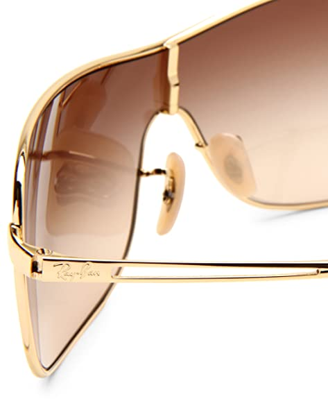 d5338182f2 ... germany amazon ray ban rb3466 arista frame brown gradient lenses 35mm  non polarized ray ban clothing