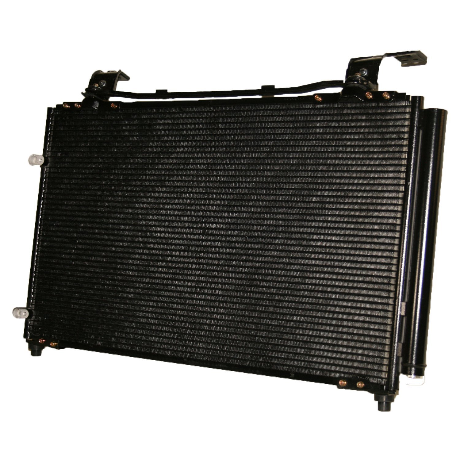 TCW Quality A//C Condenser 44-4985 with Perfect Vehicle Fitment