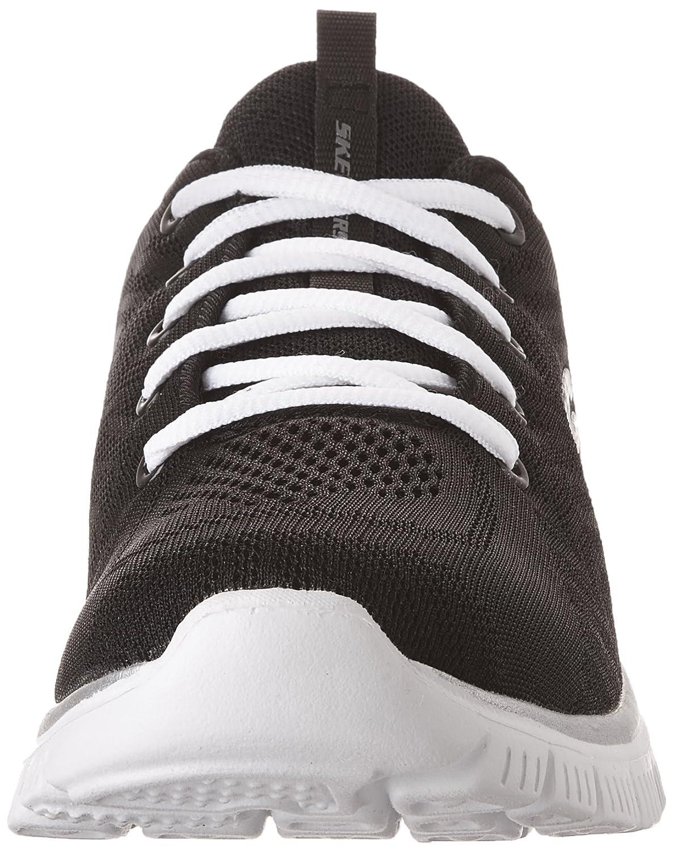 Skechers Schwarz Damen Graceful-Get Connected Sneaker Schwarz Skechers (schwarz/Weiß) 73c537