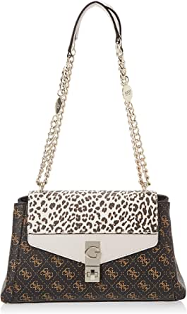 GUESS Womens Lorenna Handbag