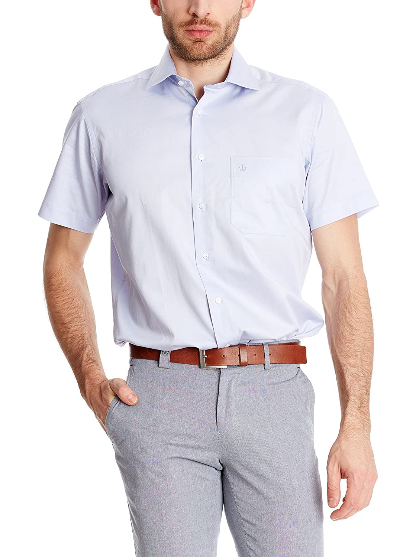 Macson Camisa Hombre Azul 39 cm (02): Amazon.es: Ropa y accesorios