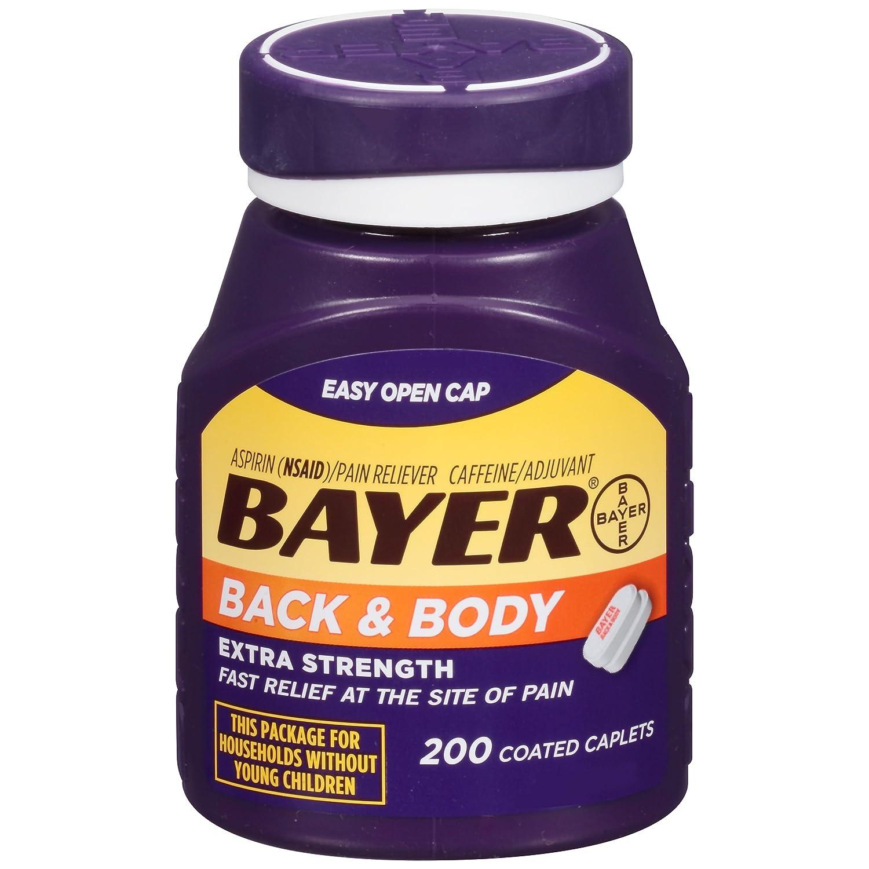 Bayer Back and Body Extra Strength - Drugs.com