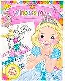 Princess Mimi 8429–Livre à Colorier