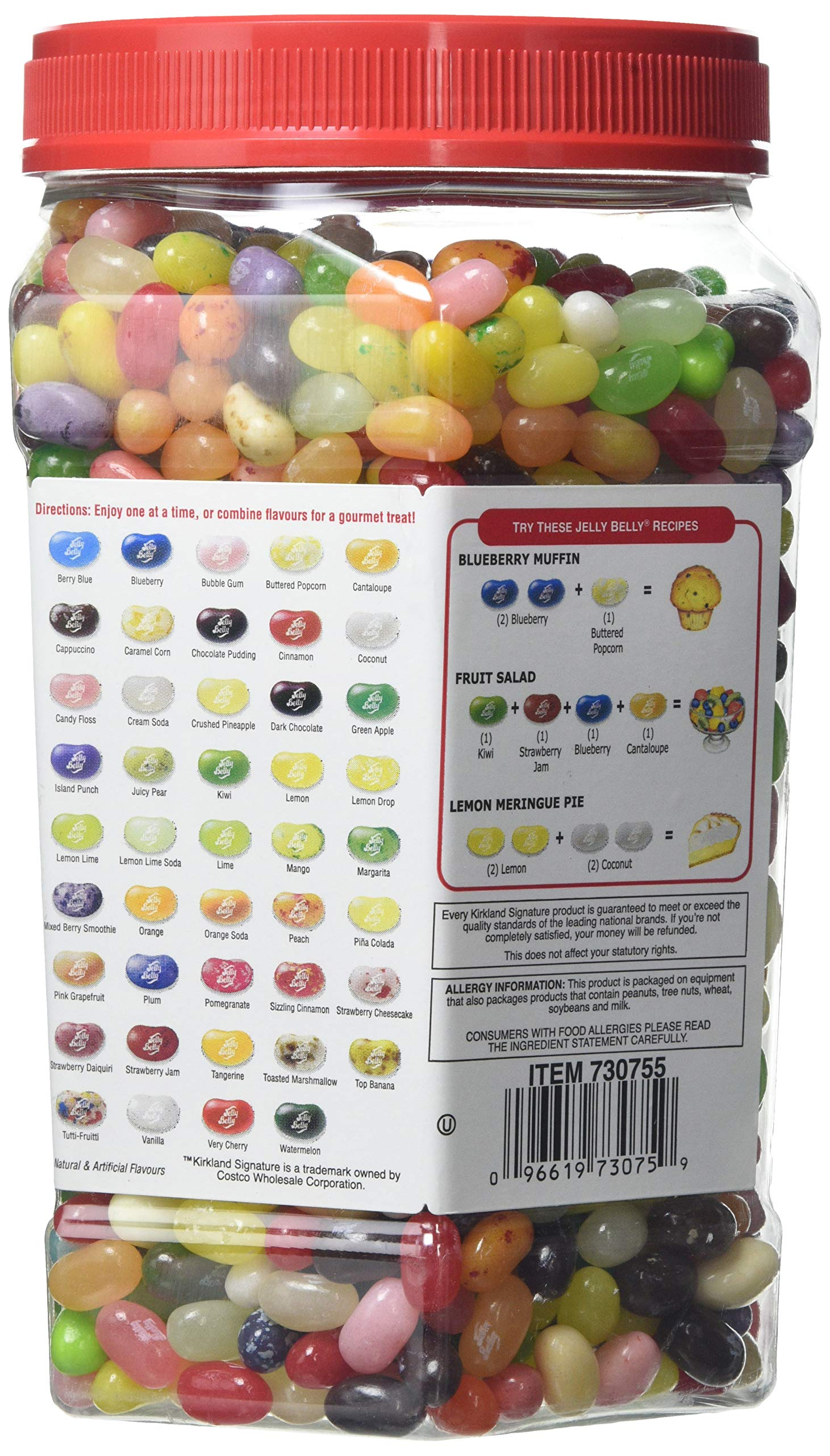 Signature Jelly Belly Jelly Beans, 4-Pound by Kirkland Signature (Image #4)