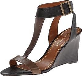 Enzo Angiolini Women s Vlade Wedge Sandal 0b39f681c