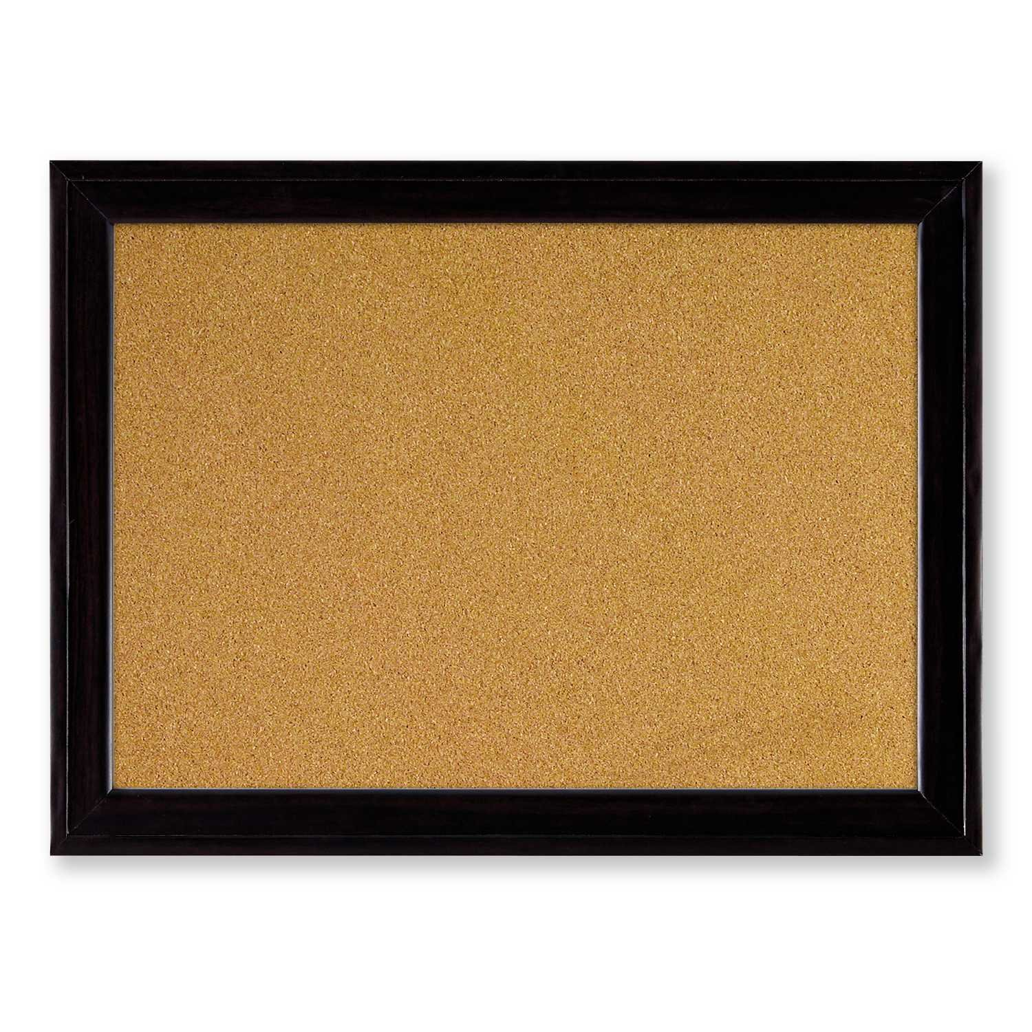Cork Bulletin Board Amazoncom Quartet Cork Bulletin Board 11 X 17 Inches Home