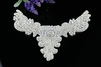 queendream Rhinestone Crystal apliques para la fiesta de Dancing Pure Manual vestidos de novia apliques Cinturón
