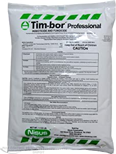 Tim-bor Professional Insecticide and Fungicide, 1.5 lb. bag