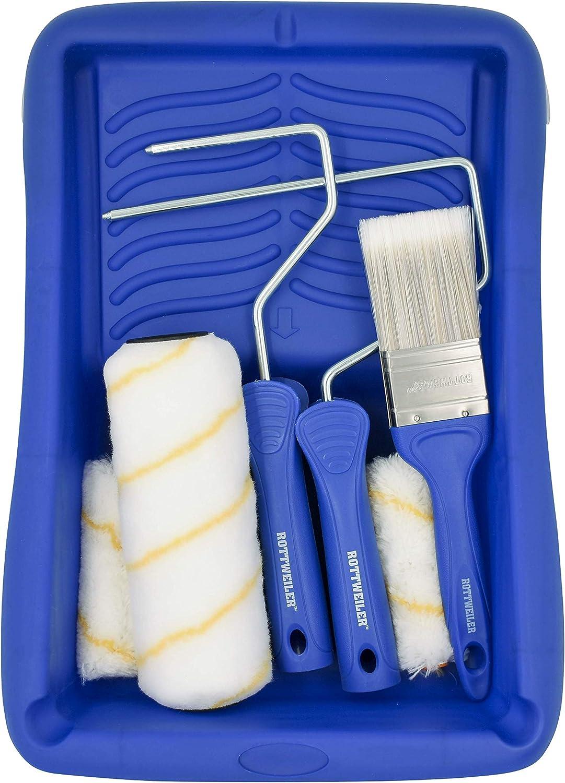 Rotweiler 7 y 4, 7 piezas Juego de herramientas de pintura
