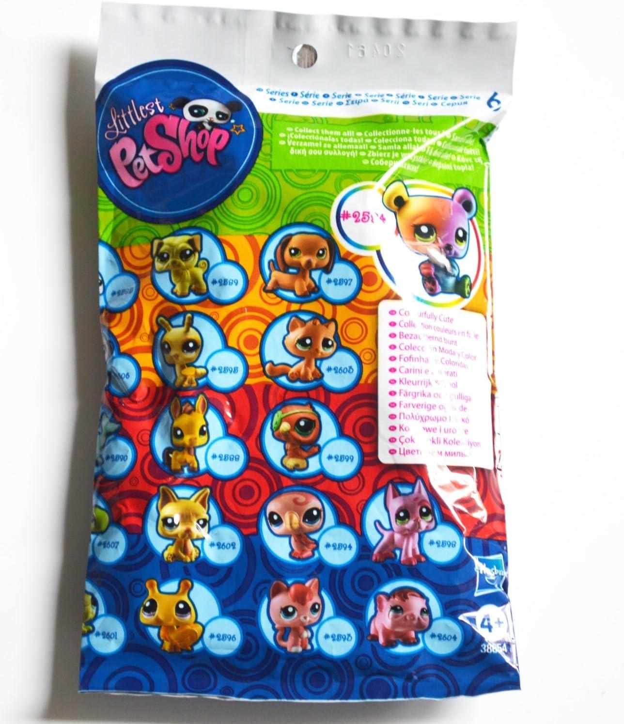 Littlest Pet Shop, LPS 5010994476106, una bolsa con una sorpresa ...