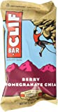 CLIF BAR - Energy Bar - Berry Pomegranate Chia - (2.4 Ounce Protein Bar, 6 Count)