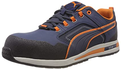 Puma – Zapatos de seguridad Crossfit Low S3 HRO SRC, multicolor, 643100.45