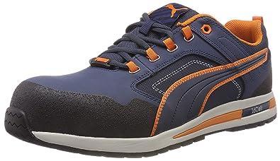 26071f804db39 Puma 643100.39 Crossfit Chaussures de sécurité Low S3 HRO SRC Taille 39
