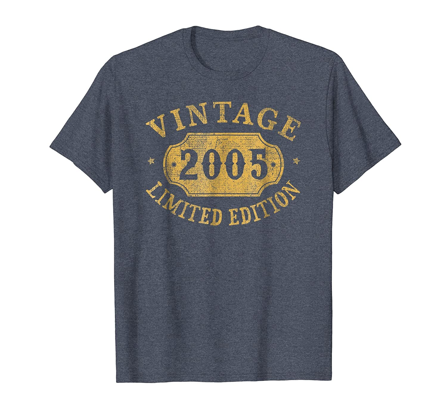2005 13 years old 13th B-day Limited Birthday Gift T-Shirt-Rose