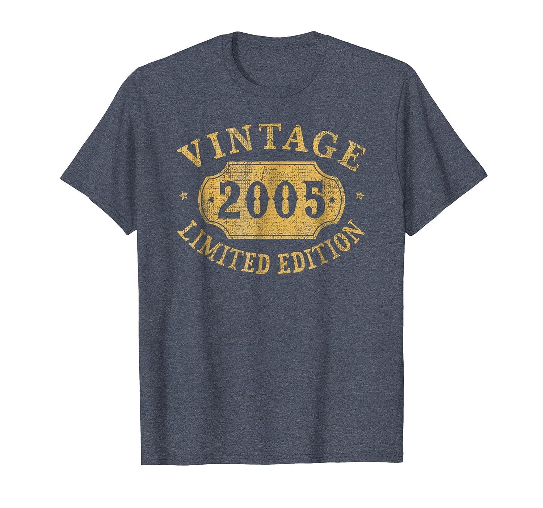 2005 13 years old 13th B-day Limited Birthday Gift T-Shirt BimTa Birthday Tees