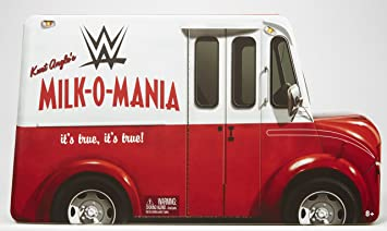 Refrigeratore-Drinks Mattel Accessori per WWE Wrestling Figure-milkomania