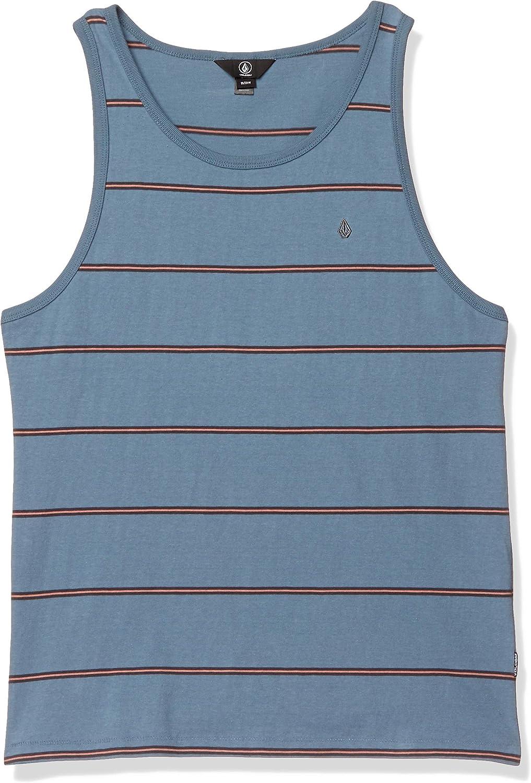 Volcom Mens Smithers Knit Tank Top Shirt