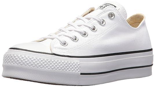zapatos converse mujer plataforma