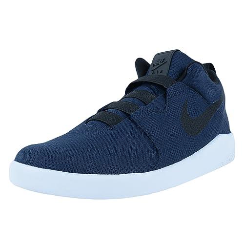 Nike Air Shibusa, Zapatillas de Deporte para Hombre, Azul Marino (Obsidian/Black-White), 40 1/2 EU
