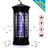 Dekugaa Bug Zapper,Electric Mosquito Zappers/Killer - Insect Fly Trap, Powerful Insect Killer,Mosquito lamp, Electronic UV Lamp for for Indoor,Child Safe