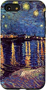 iPhone SE (2020) / 7 / 8 Starry Night Over the Rhone by Vincent van Gogh, Fine Art Case