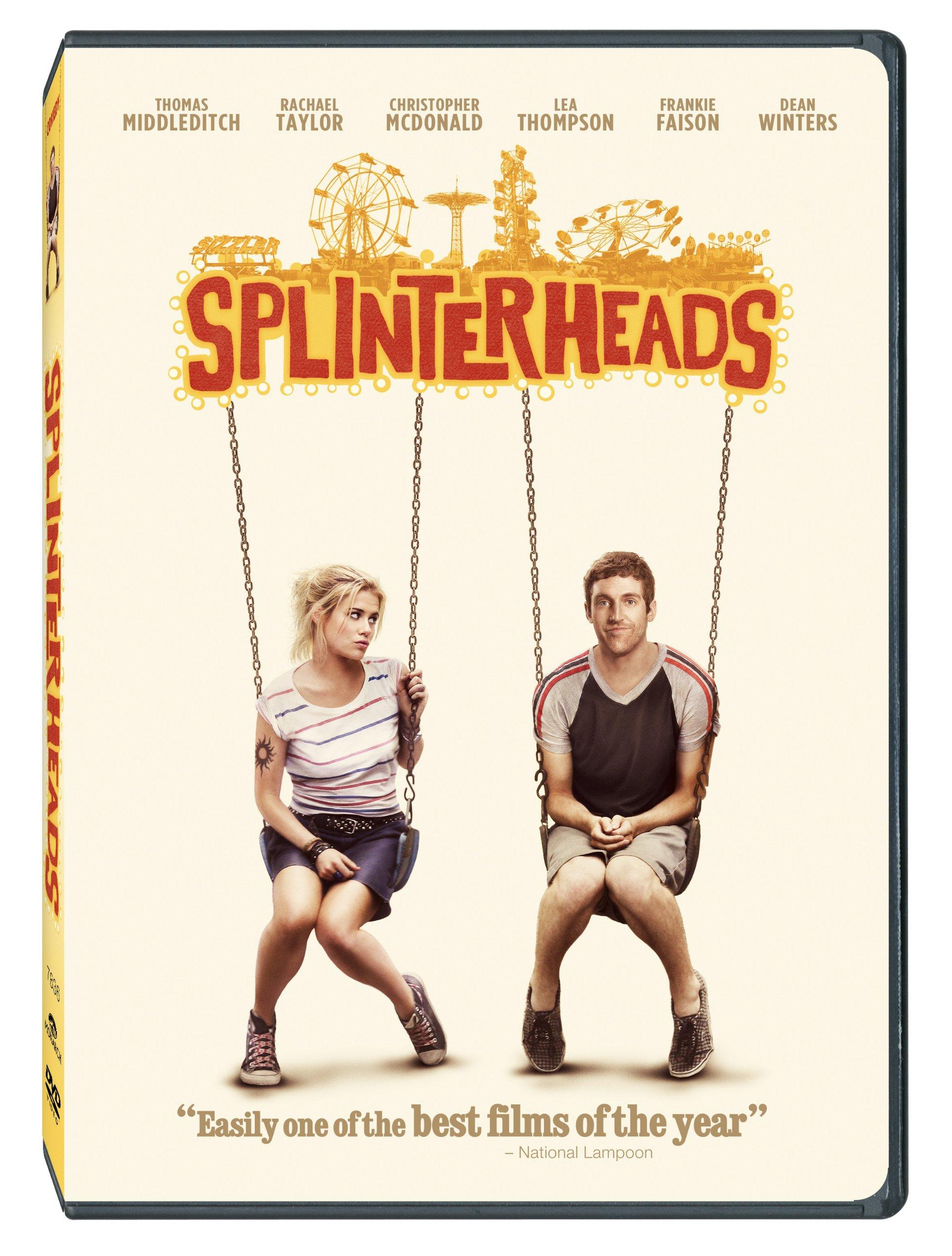 DVD : Splinterheads (DVD)