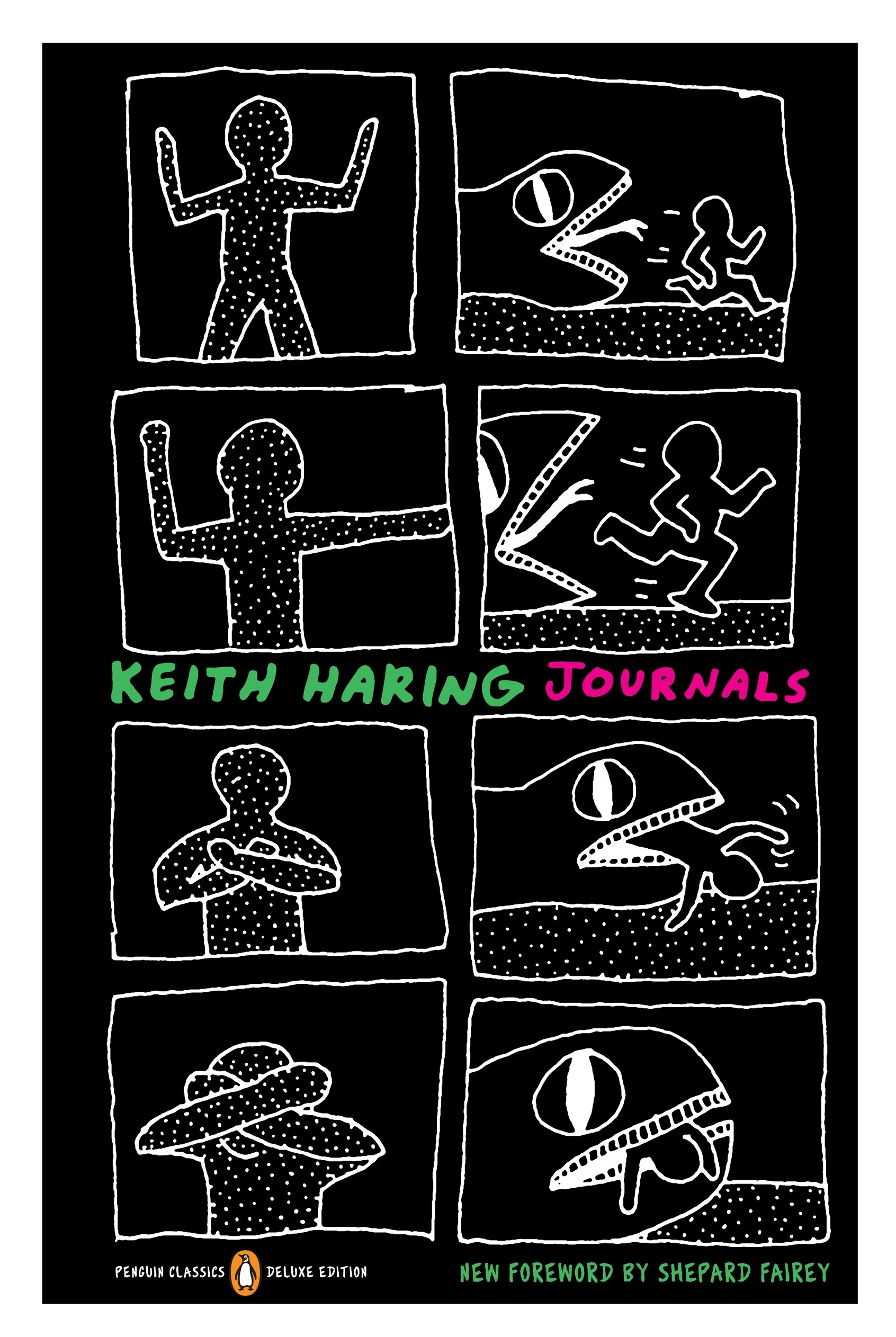 keith haring journals penguin classics deluxe edition keith