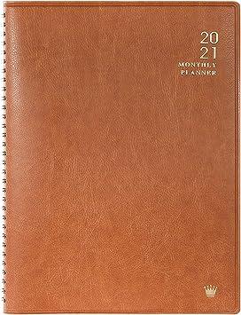 Calendar Book 2021 Amazon.: 2021 Monthly Planner   Monthly Calendar/Planner 2021