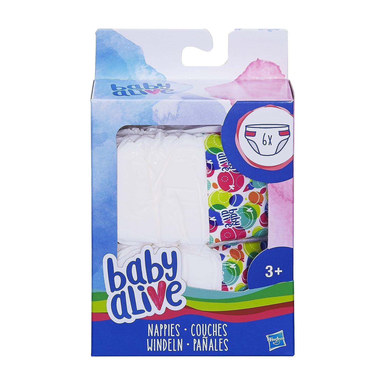 Baby Alive C2723eu4 Ricarica Pannolini per Sweet Baby