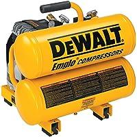 Deals on DEWALT D55151 14 Amp 4-Gallon Oiled Twin Hot Dog Compressor
