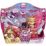 Disney Princess - Palace Pets - Royal Carriage - Teacup - Figurine et Carrosse