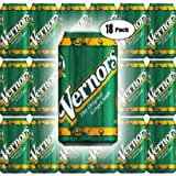 Vernors Ginger Soda, 12oz Can (Pack of 18, Total of 216 Oz)