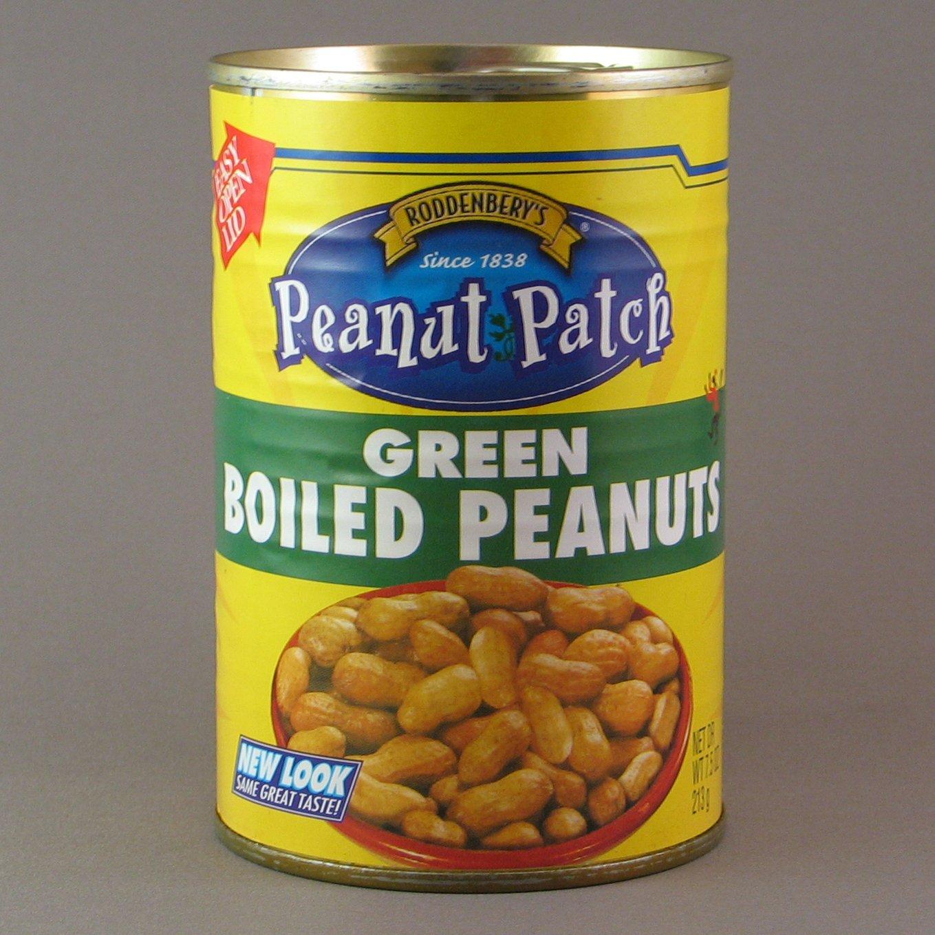 Peanut Patch Peanuts Boiled - 4 x  13.5 Oz