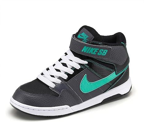 Nike Scarpe Sportive Alte Ragazzo Bambino Mogan Mid Grigio  KSU4fI