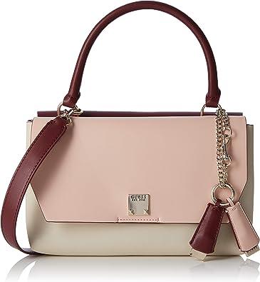 Guess Women's Lenia Top Handle Flap Top Handle Bag