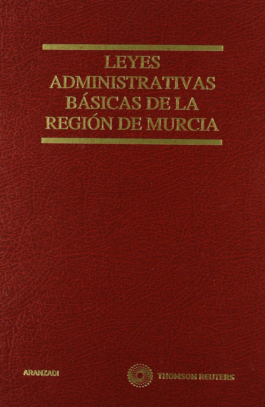Leyes Administrativas Básicas de la Región de Murcia Código Profesional: Amazon.es: Departamento de Redacción Aranzadi: Libros
