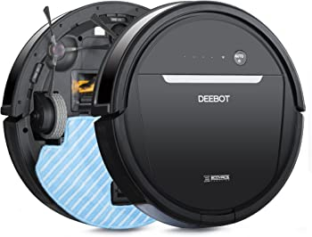 Refurb ECOVACS OZMO 601 Self-Charging Robot Mop & Vacuum Cleaner