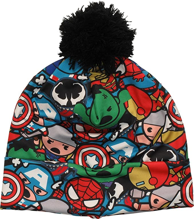 Marvel Toy Characters Pom Beanie