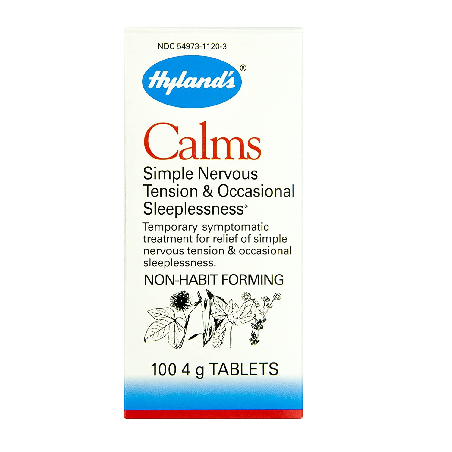 Tablets Calm: reviews, indications, instructions for use 100