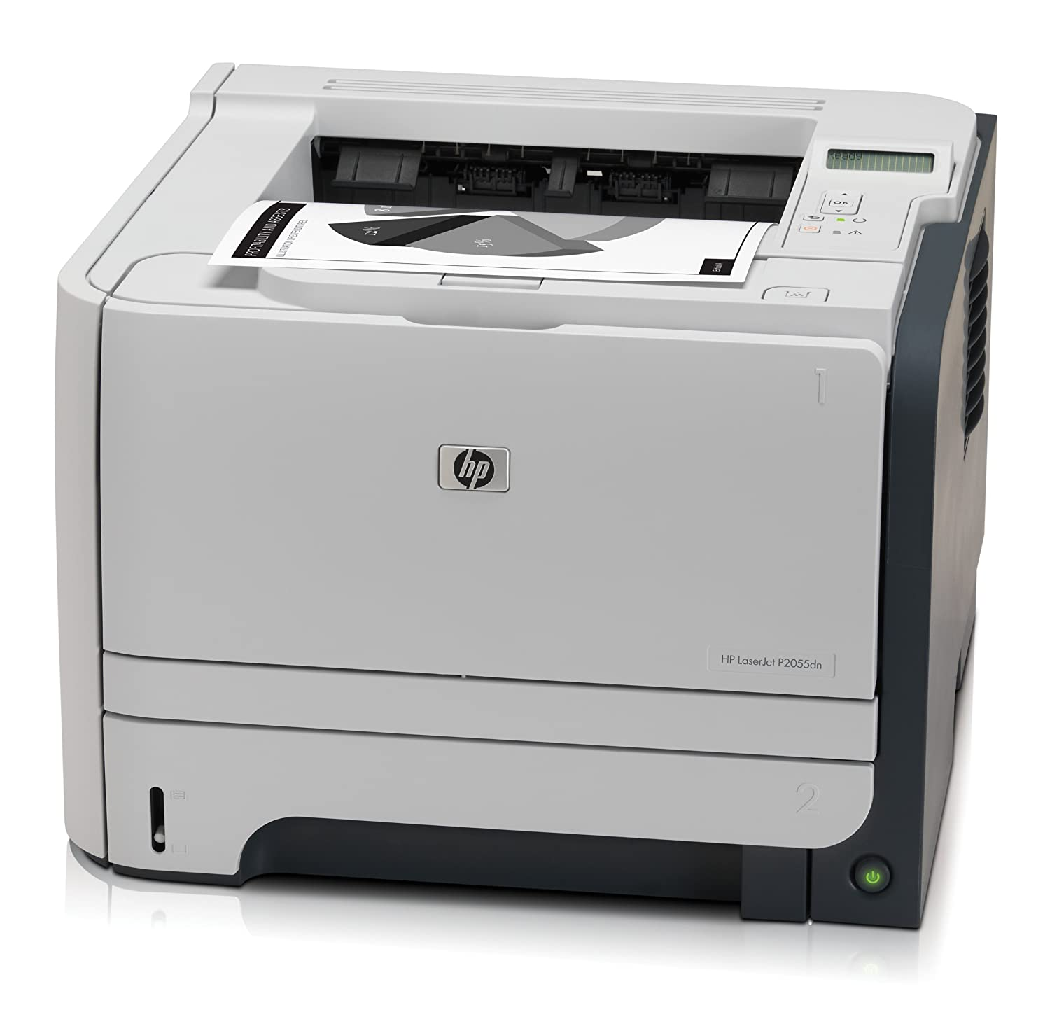 Hewlett Packard [HP] LaserJet P2055DN Mono Laser Printer Ref CE459A:  Amazon.co.uk: Computers & Accessories